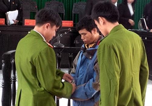Tại tòa, Nguyễn Văn Liều đã xin được giảm nhẹ hình phạt. Ảnh: Đắc Đức