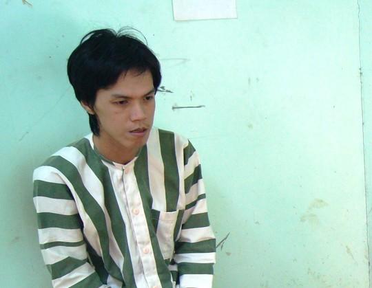 Nguyễn Minh Phương tại cơ quan Công an