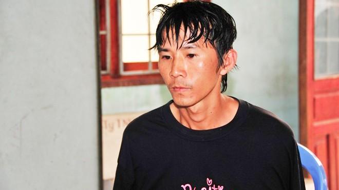 Nguyễn Thanh Hà tại cơ quan công an