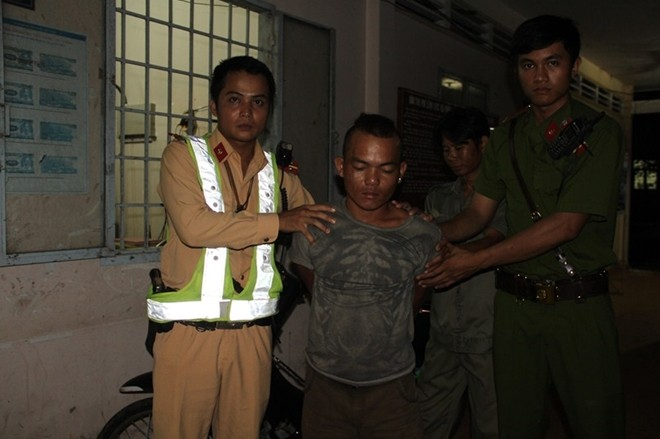 Mai Văn Xuân bị bắt giữ
