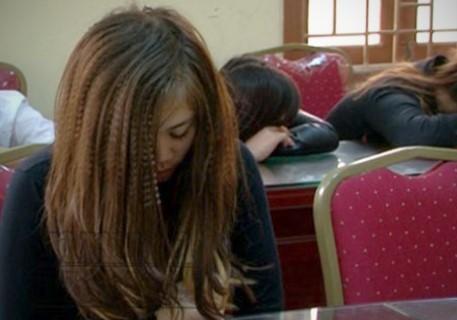 Các cô gái trong đường dây bán dâm của Trang đều ở các tỉnh miền núi. Ảnh: An ninh Thủ đô