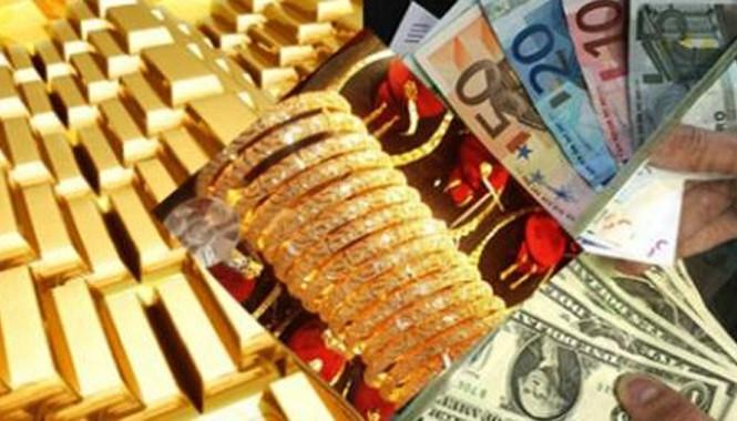 Cuộc chiến vàng và USD.