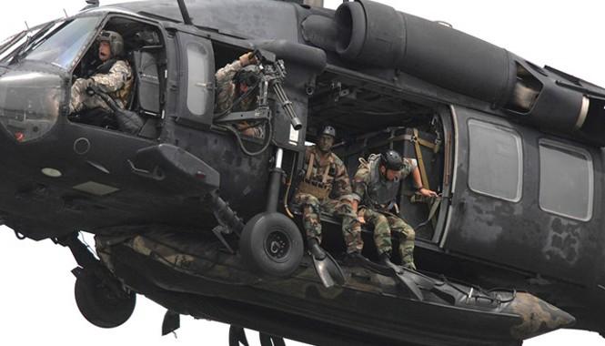 Vén màn bí mật về đội biệt kích SEAL