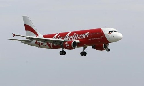 Một phi cơ của AirAsia Indonesia. Ảnh: Reuters.