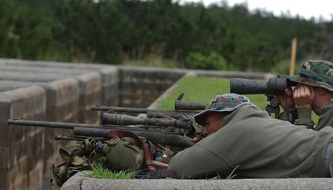 Hải quân Philippine đang trong quá trình đưa vào trang bị đại trà mẫu súng trường bắn tỉa M40 nhầm thay thế cho M-14 đã lỗi thời.