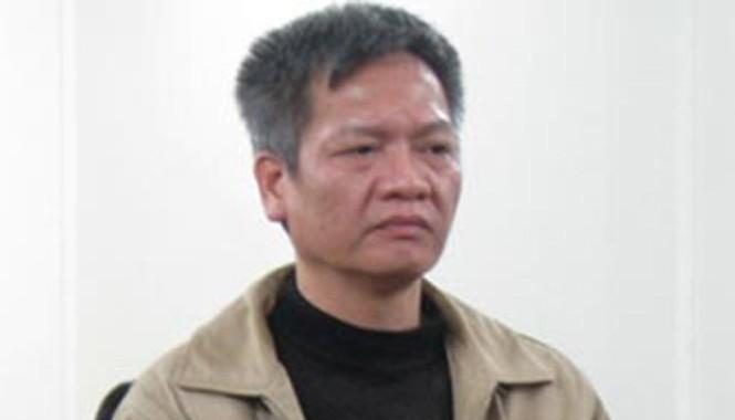 Bị cáo Minh.