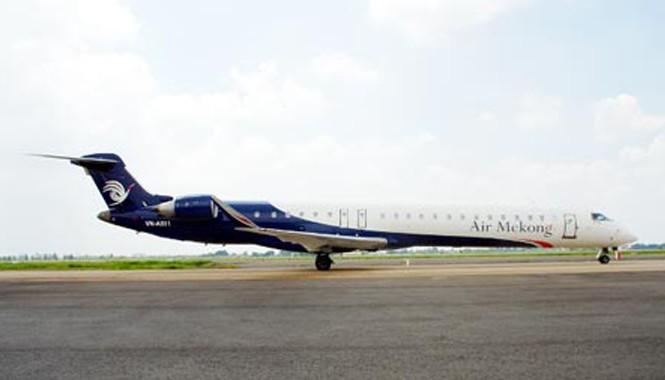 """Hãng hàng không Air Mekong chính thức bị """"khai tử""""."""