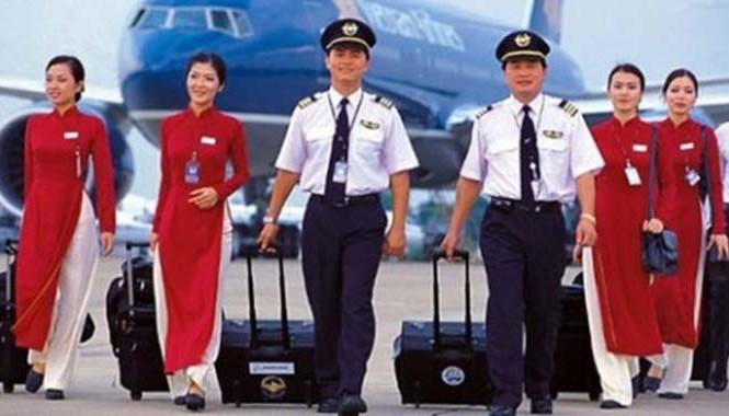 Phi công Vietnam Airlines được tăng lương sau ngày xin nghỉ việc