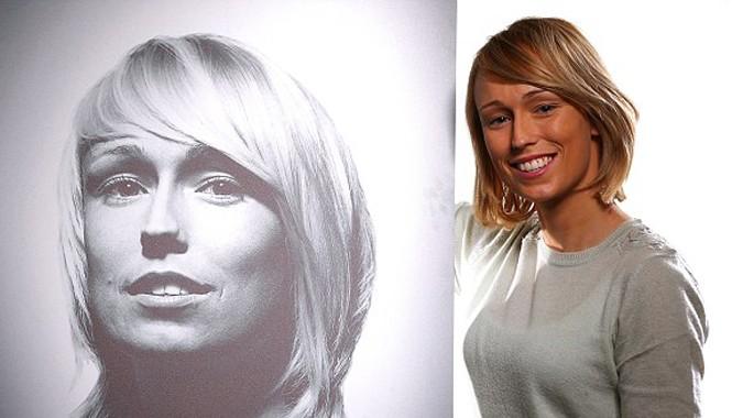 Nữ cầu thủ người Ireland.