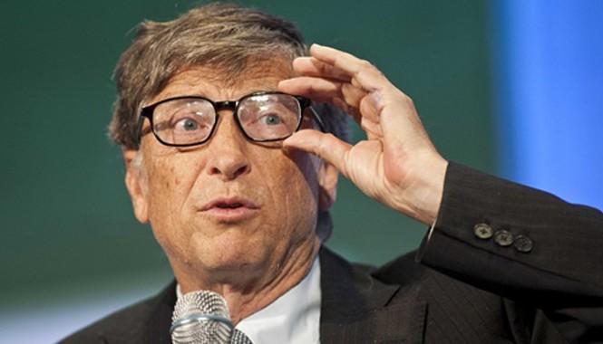Bill Gates hiện là người giàu nhất thế giới với 80,4 tỷ USD. Ảnh: Marshable.