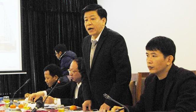 Ông Dương Đức Tuấn, Chủ tịch UBND quận Hoàn Kiếm khẳng định việc giãn dân phố cổ là yêu cầu hết sức cấp bách.