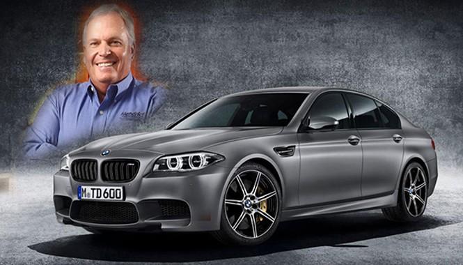 Mẫu BMW M5 30th Anniversary Edition.