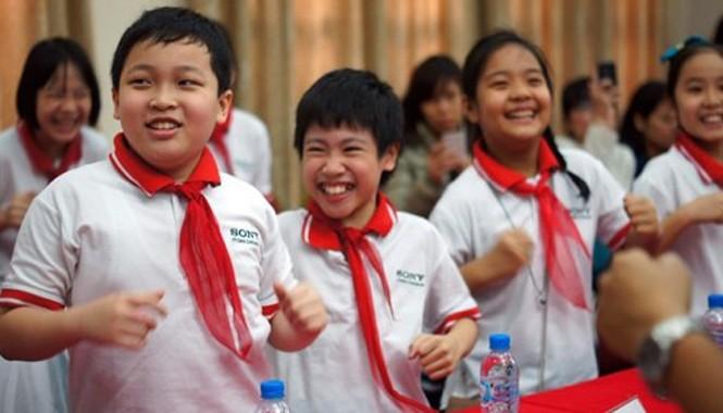 Học sinh Hà Nội được nghỉ Tết Ất Mùi 10 ngày. Ảnh: Thanh Tùng.