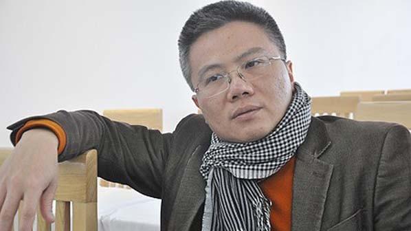 GS Ngô Bảo Châu trong cuộc trao đổi với PV.