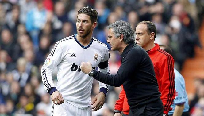 Ramos có thể tái hợp Mourinho trong thời gian tới.