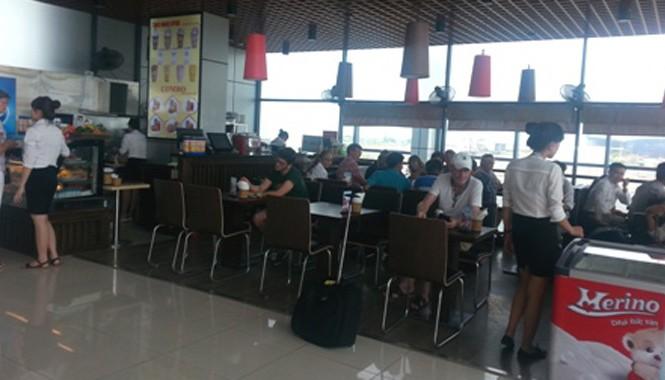 Hiện các doanh nghiệp tư nhân khai thác gần 50% dịch vụ phi hàng không tại sân bay. Ảnh minh họa.