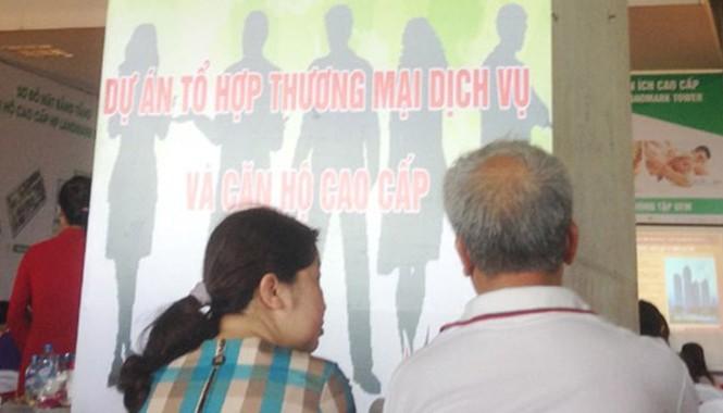 Áp lực lớn với các chủ nhà khi nhận bàn giao cuối năm. Ảnh: VietNamNet