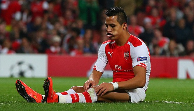 BẢN TIN Thể thao 19H: Arsenal nhận hung tin về Alexis Sanchez