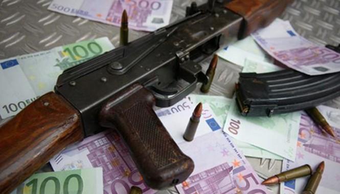 Những tên khủng bố đã sử dụng súng quân dụng trong những vụ tấn công khủng bố thời gian gần đây.