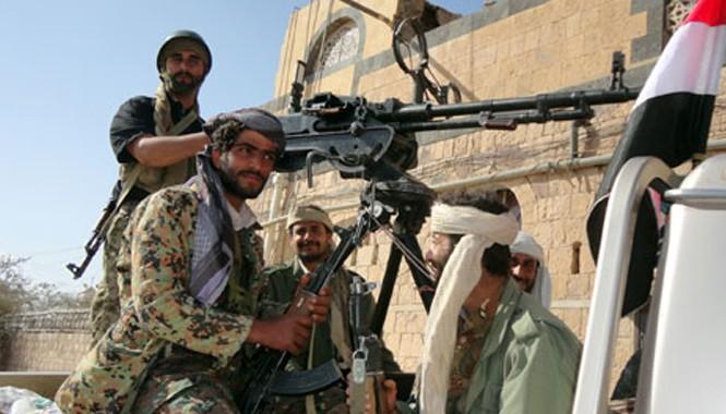 Chiến binh AQPA tại Yemen.