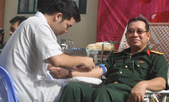 Sẻ chia giọt máu - Kết nối yêu thương