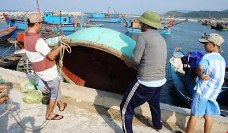 Sớm có đề án hỗ trợ ngư dân 4 tỉnh miền Trung
