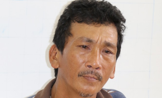 Đối tượng Hồ Thanh Hoàng.