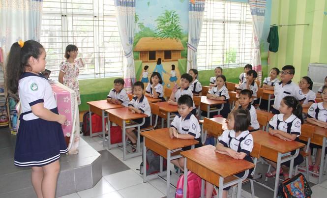 Học sinh TPHCM sẽ được học thêm trong nhà trường theo hình thức tự nguyện.