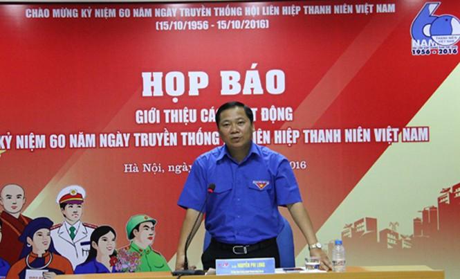 Diễn văn Kỷ niệm 60 năm ngày truyền thống Hội LHTN Việt Nam