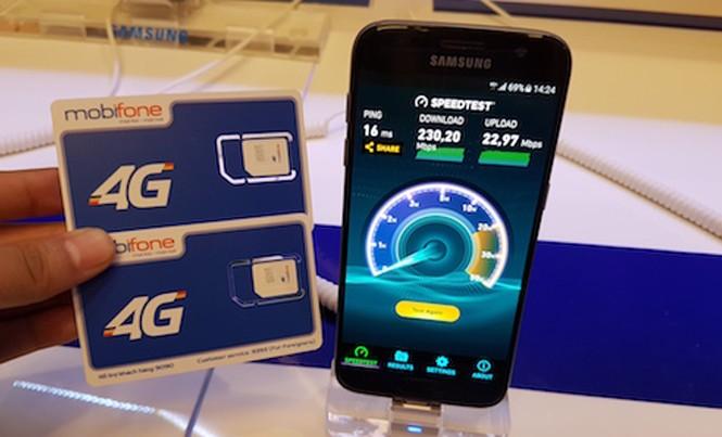Mobifone được cấp phép 4G