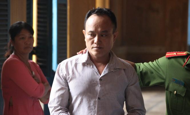 'Lành Đông Thạnh' nay lãnh án tù chung thân sau hai cấp tòa. Ảnh: Tân Châu.
