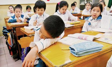 Nhiều học sinh mệt mỏi vì áp lực học tập và các cuộc thi. Ảnh mang tính minh họa. Nguồn: IT.
