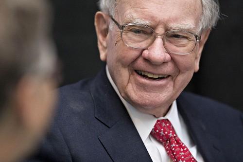 Warren Buffett có tài sản tăng mạnh nhất năm nay. Ảnh: Bloomberg.