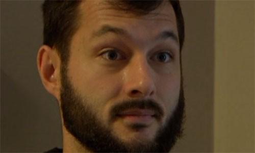 Jake Raak, may mắn sống sót sau vụ xả súng hộp đêm. Ảnh: NBC News.