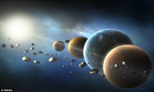 NASA được kỳ vọng sẽ tiết lộ những bí mật về hệ Mặt Trời trong buổi họp báo sắp diễn ra. Ảnh: NASA.
