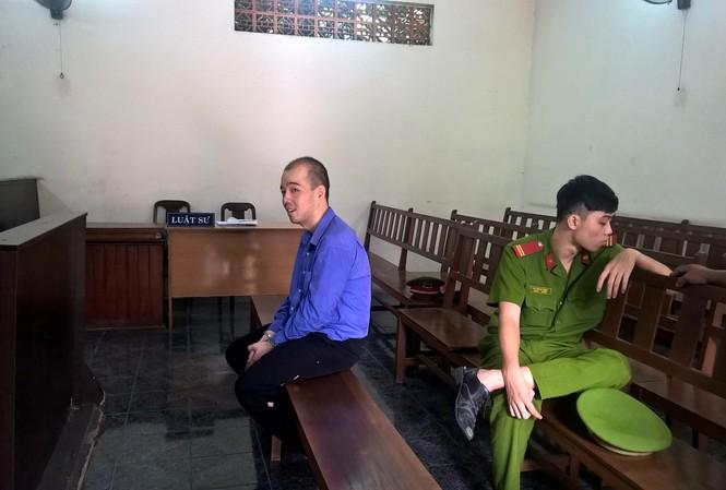 Chuah Chow Fay tại phiên tòa sáng 1/5. Ảnh: Tân Châu.