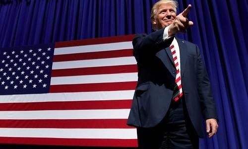 Tổng thống đắc cử Mỹ Donald Trump. Ảnh: Reuters.