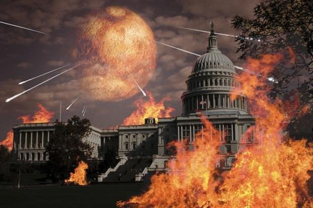 Tiên tri Trái Đất sẽ bị phá hủy. Nguồn: Getty Images.