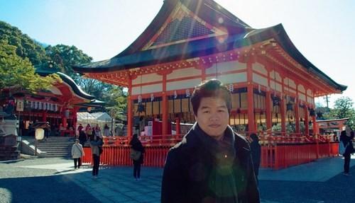Nguyễn Hoàng Lâm chia sẻ cuộc sống ở Nhật cho cậu nhiều trải nghiệm thú vị. Ảnh nhân vật cung cấp.