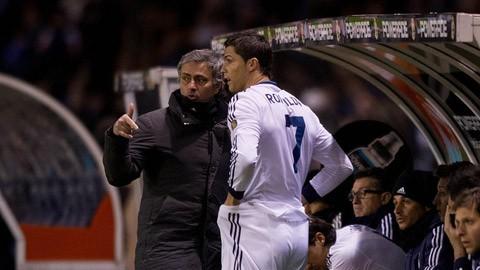 16 cầu thủ nguyện chết vì Mourinho: Không có Ronaldo