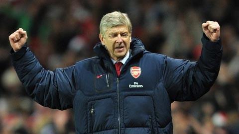 13 năm trắng tay, Arsenal vẫn mời Wenger gia hạn tới 2019