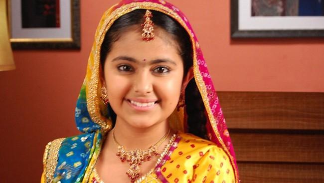 Nhân vật Anandi của bộ phim.