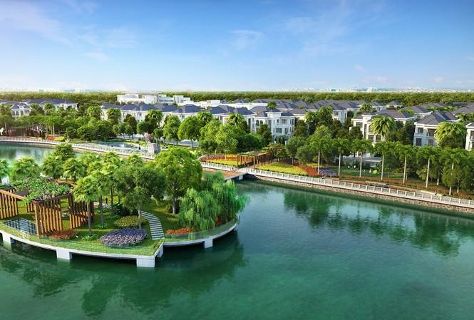 Vinhomes Green Bay sắp ra mắt toà căn hộ đầu tiên