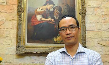Dịch giả Trương Quốc Toàn.