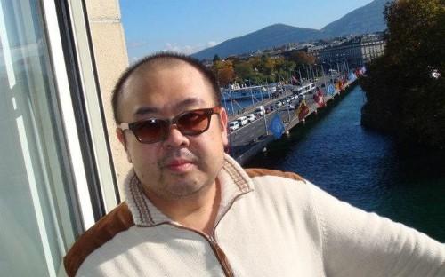 Ông Kim Jong-nam, anh trai cùng cha khác mẹ của lãnh đạo Triều Tiên Kim Jong-un. Ảnh: Facebook.