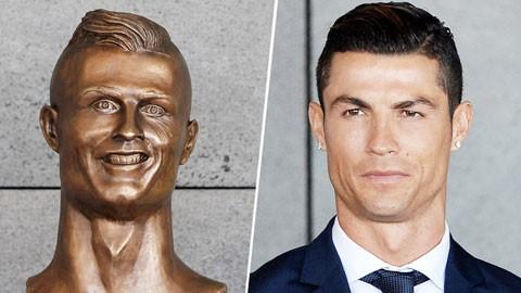 Nhà điêu khắc nổi danh nhờ tạc tượng Ronaldo... 'vạn người chê'