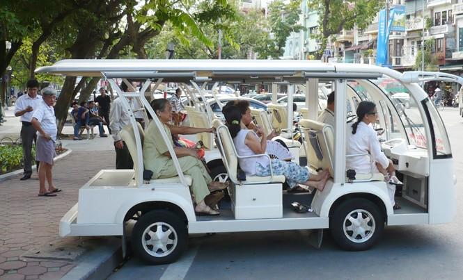 Hà Nội 'bác' đề xuất mở rộng hoạt động ô tô điện