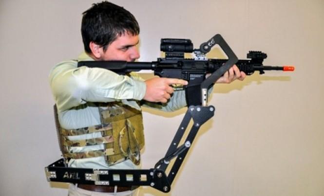 Thiết bị này sẽ giúp binh sĩ có thể làm nhiều việc cùng lúc.