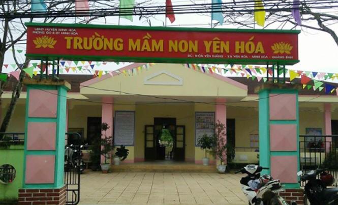 Nhiều trường học Chủ tịch huyện Minh Hóa điều chuyển hết cán bộ quản lý gây trở ngại nghiêm trọng cho việc dạy học.