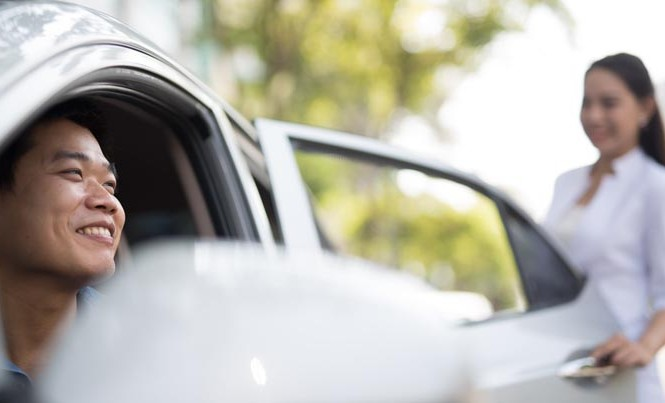 Uber chính thức được chấp thuận thí điểm